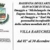 RASSEGNA DEGLI ARTISTI SLOVACCHI IN ITALIA