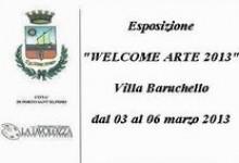 WELCOME ARTE 2013