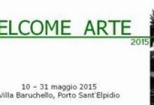 WELCOME ARTE 2015