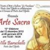 ARTE SACRA 2015
