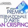 RASSEGNA INTERNAZIONALE D'ARTE PREMIO SAN CRISPINO
